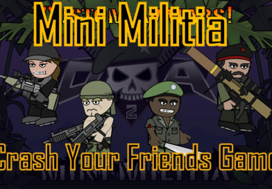 Mini Militia – Simple Trick Which Disconnects Users and Halts their Game
