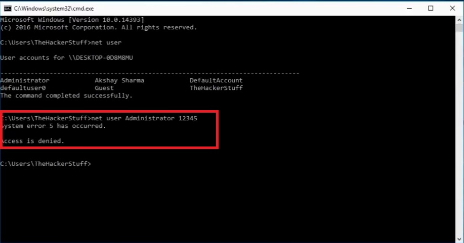 How To Gain Admin Access using a Guest Account in Windows 10 & 7 - Windows Vulnerability