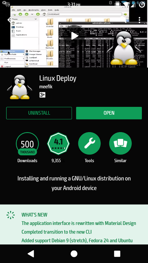 linux deploy playstore