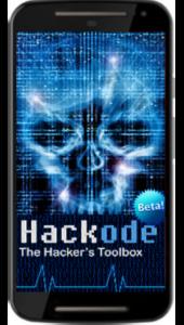 hackode hackers toolbox hacking apps