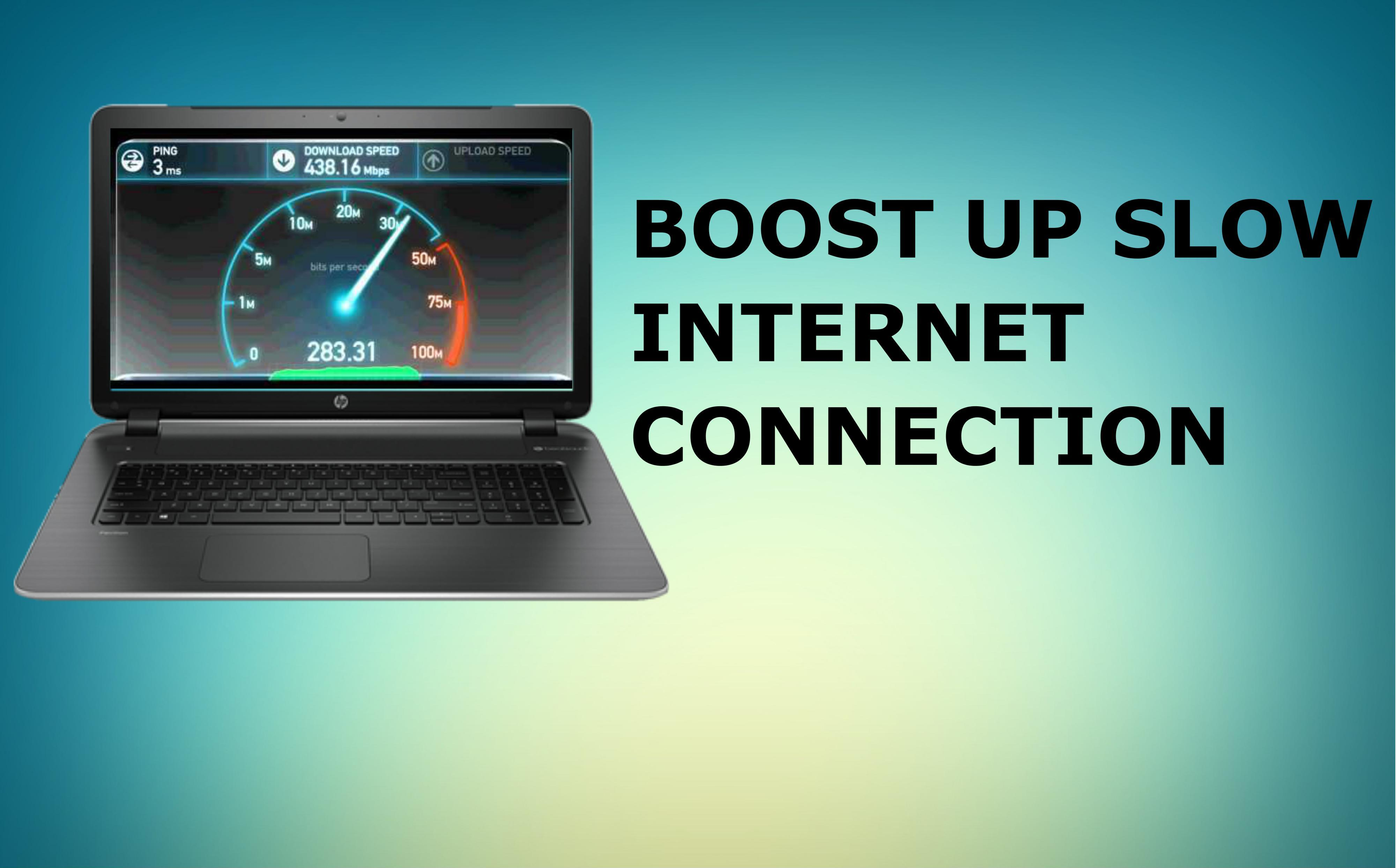 How To - Boost Up Slow Internet Connection using CMD - TheHackerStuff